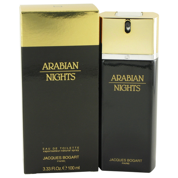 Arabian Nights 3.4 Oz By Jacques Bogart For Men