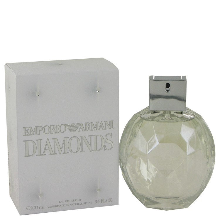 Emporio Armani Diamonds 3.4 Oz By Giorgio Armani For Women