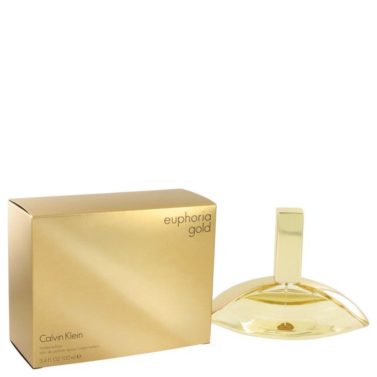 Euphoria Gold 3.4 Oz By Calvin Klein