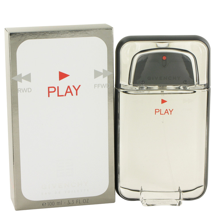 Givenchy Play 3.4 Oz by Givenchy For Men