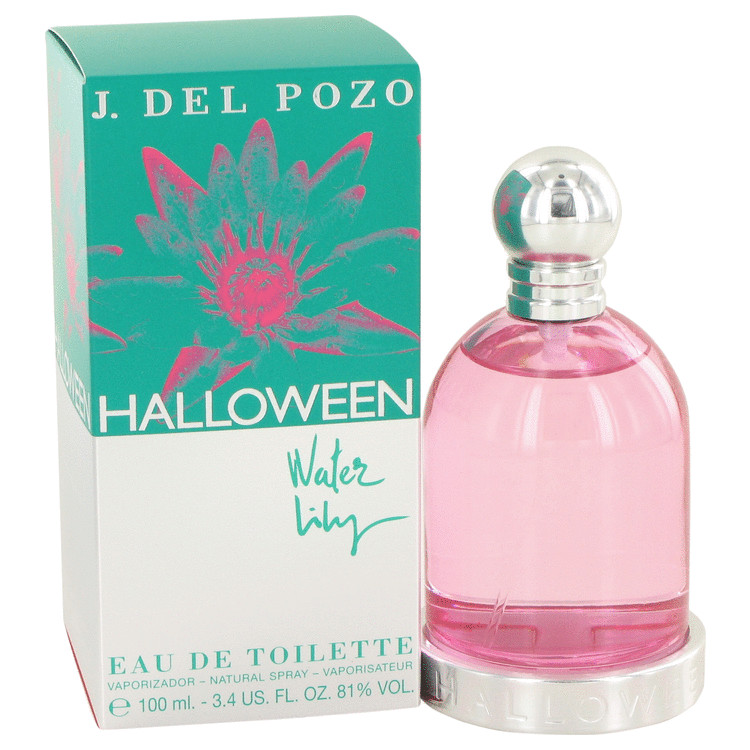 Halloween Water Lilly 3.4 Oz by Jesus Del Pozo For Women