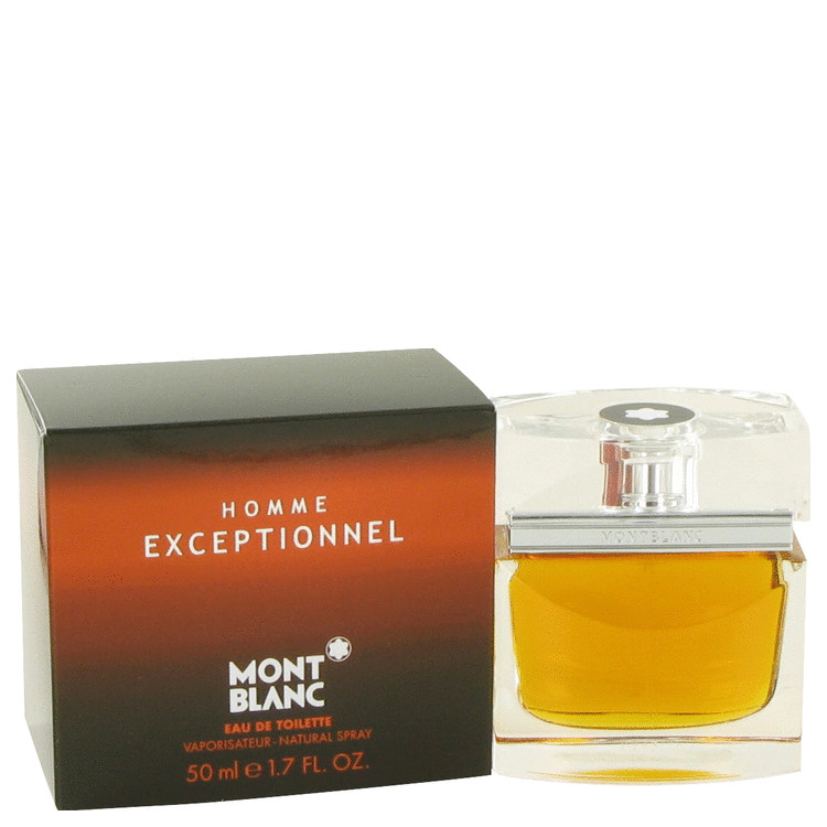 Homme Exceptionnel 1.7 Oz by Mont Blanc For Men