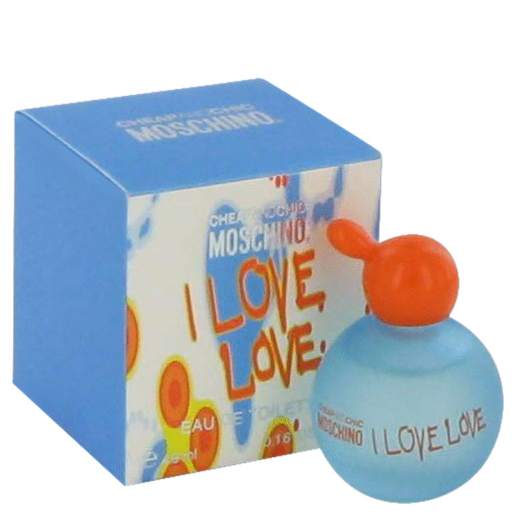 I Love Love 0.17 Oz by Moschino For Women