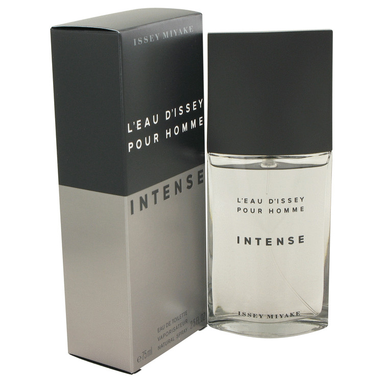 L'Eau D'Issey Pour Homme Intense 2.5 Oz by Issey Miyake For Men