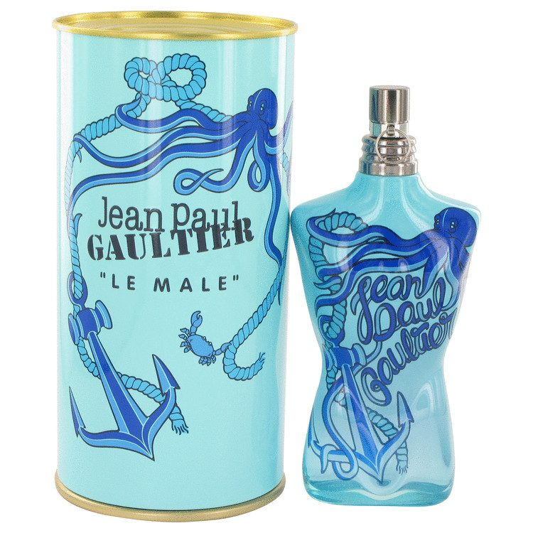 Jean Paul Gaultier Summer Fragrance 4.2 Oz by Jean Paul Gaultier For Men