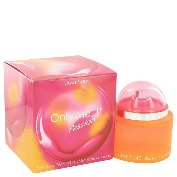 Only Me Passion 3.3 oz by Yves De Sistelle