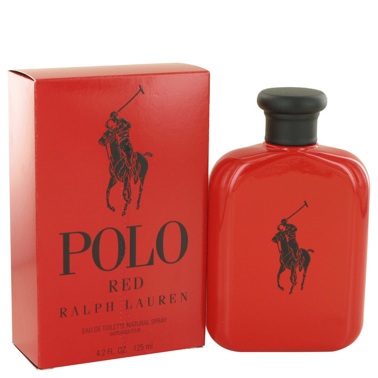 Polo Red 4.2 Oz By Ralph Lauren For Men