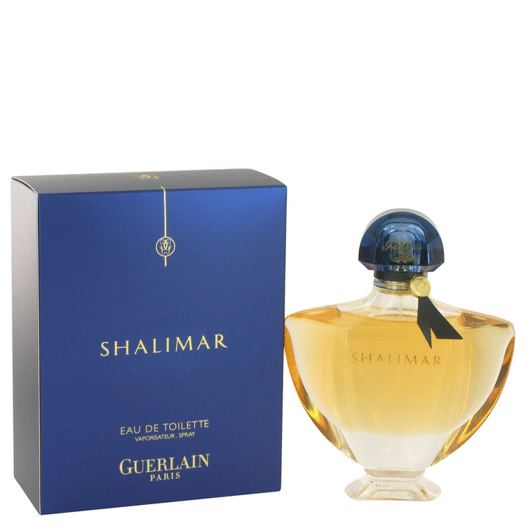 Shalimar 3 Oz by Guerlain For Women