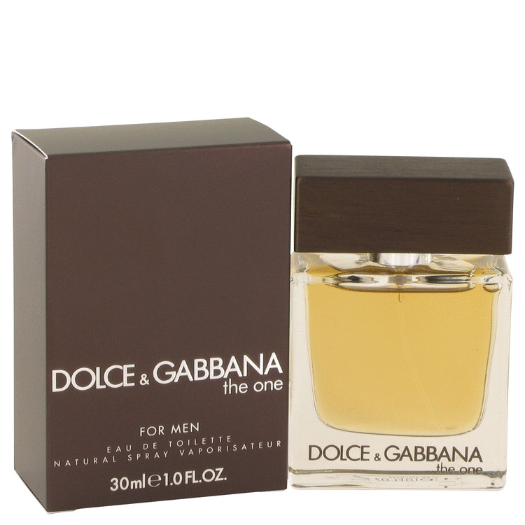 The One 1 Oz by Dolce & Gabbana For Men