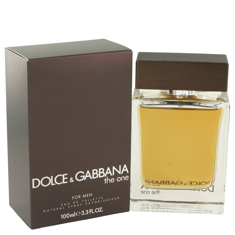 The One 3.4 Oz by Dolce & Gabbana For Men