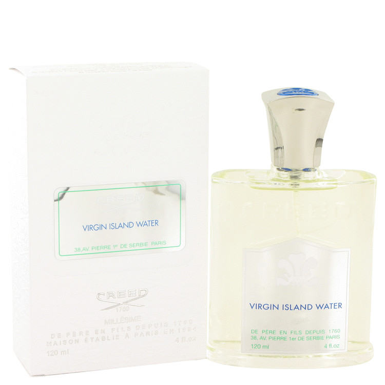 Virgin Island Water 4 Oz by Creed For Women