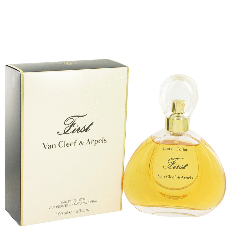 First 3.3 Oz by Van Cleef & Arpels For Women