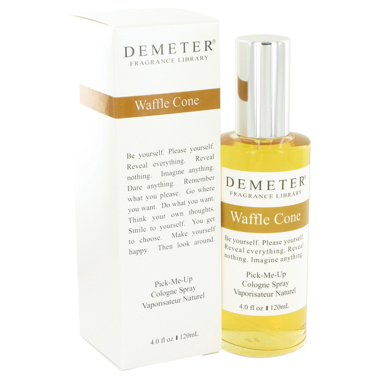 Waffle Cone 4 Oz by Demeter For Women