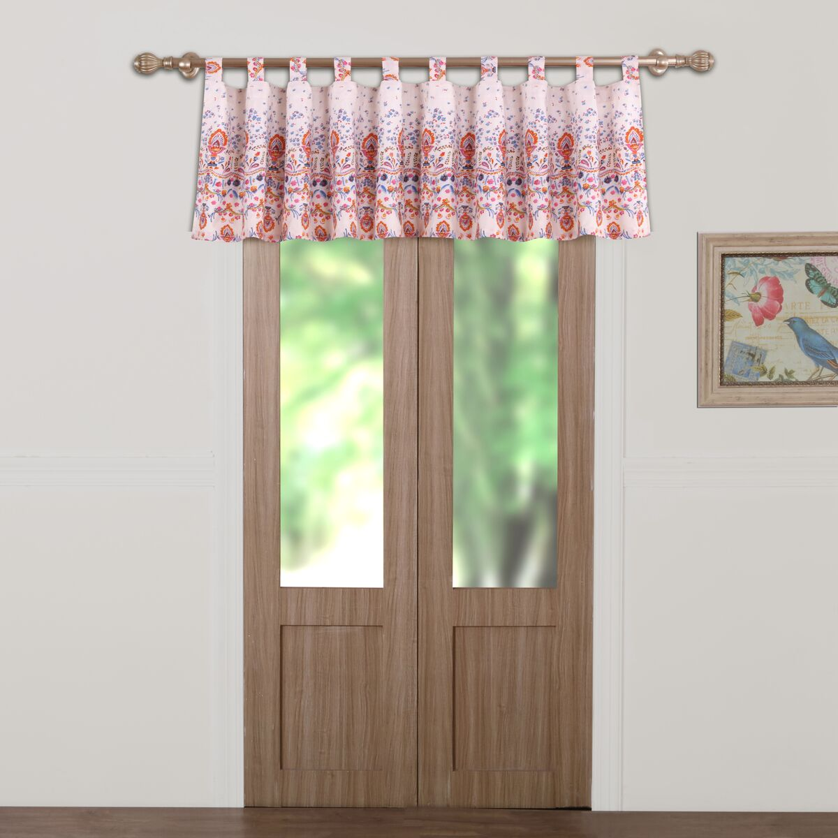 Amber Multi Window Valance