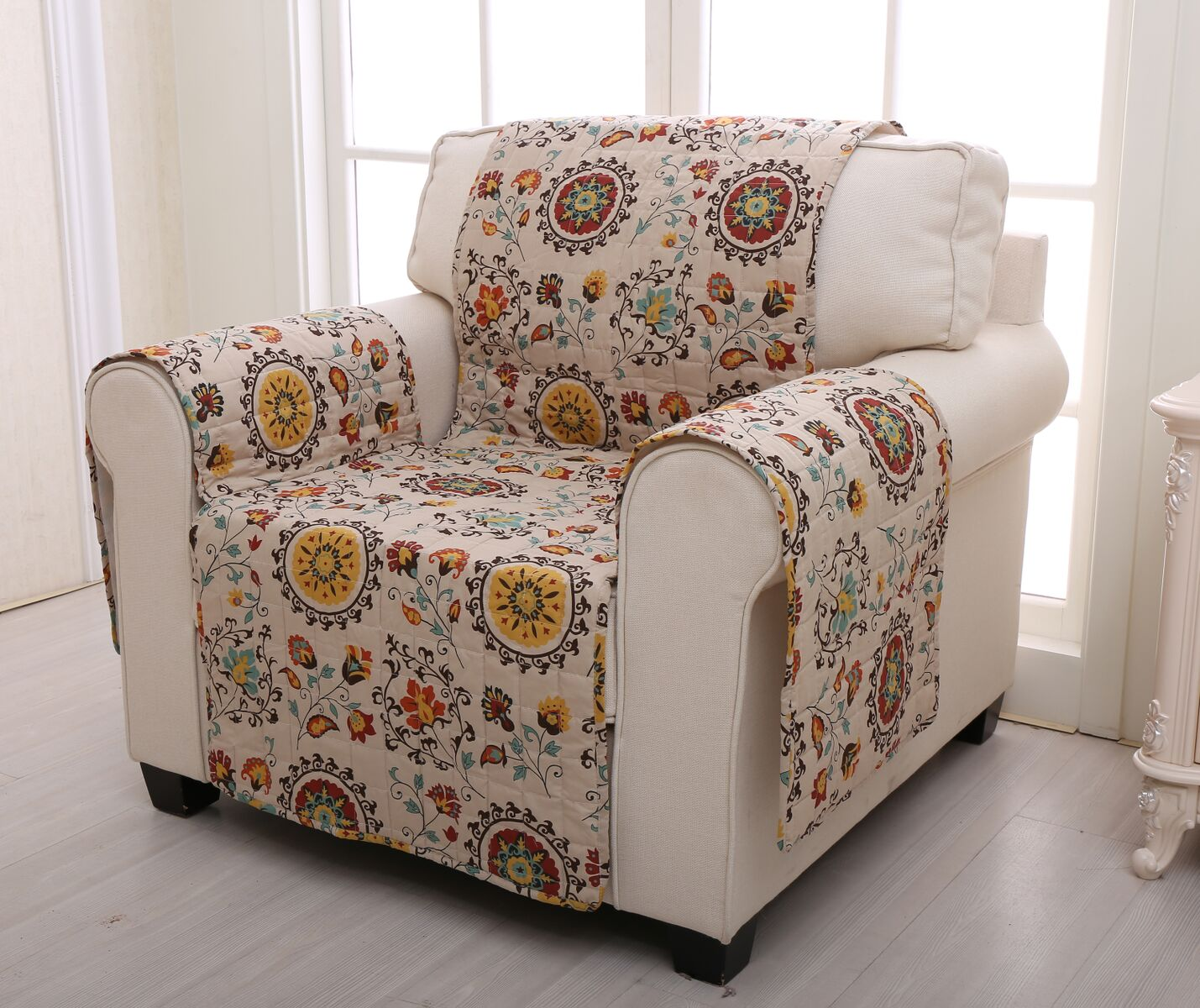 Andorra Multi Furniture Protector Arm Chair