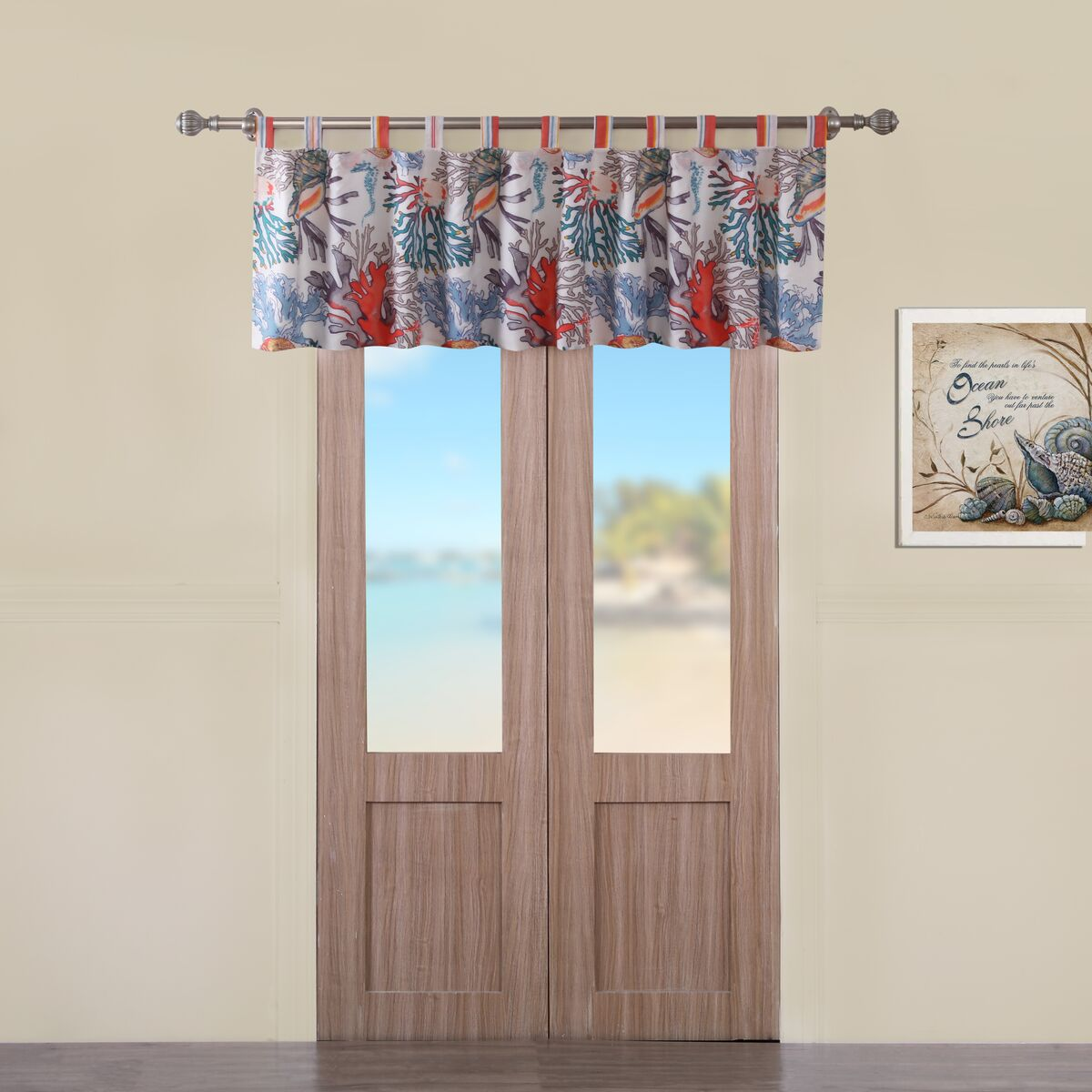 Atlantis Multi Window Valance