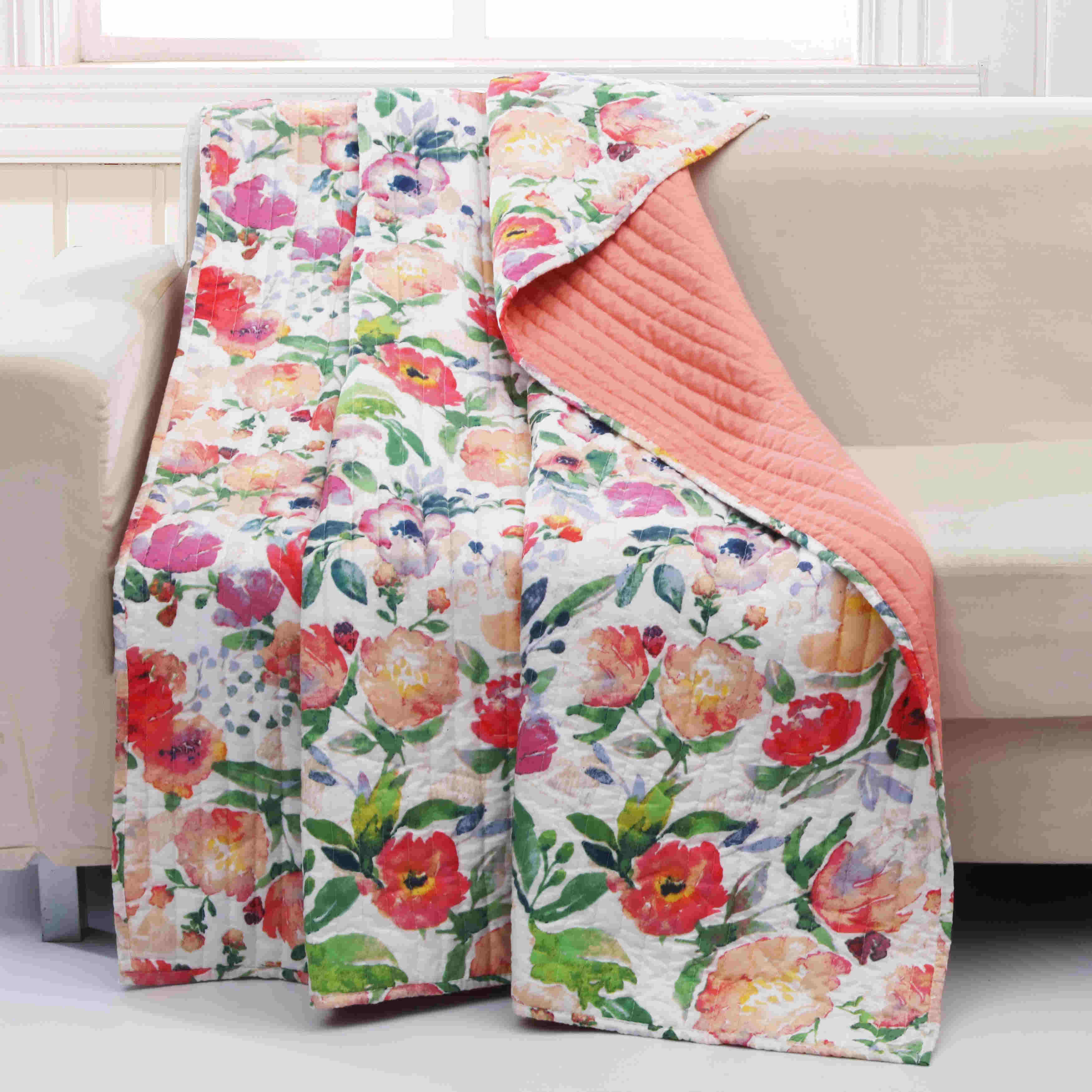 Blossom Multi Accessory Throw