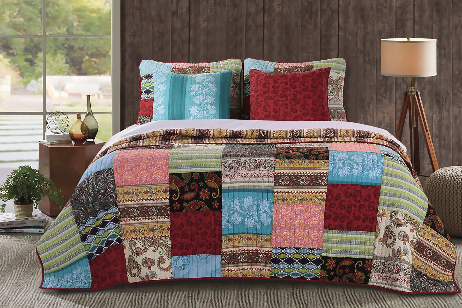 Bohemian Dream Multi Bonus Set, 4-piece Twin