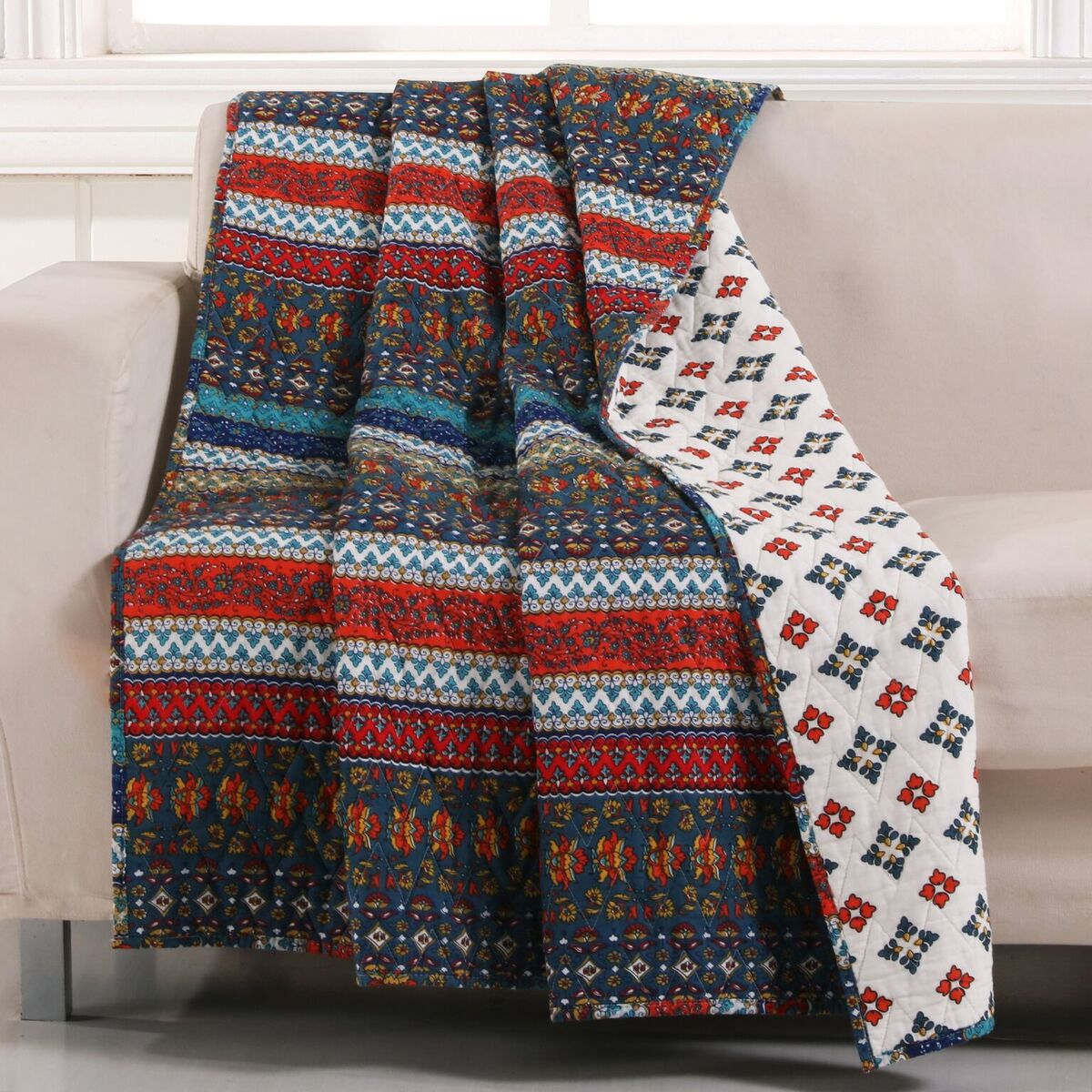 Brooklyn Multi Accessory Throw