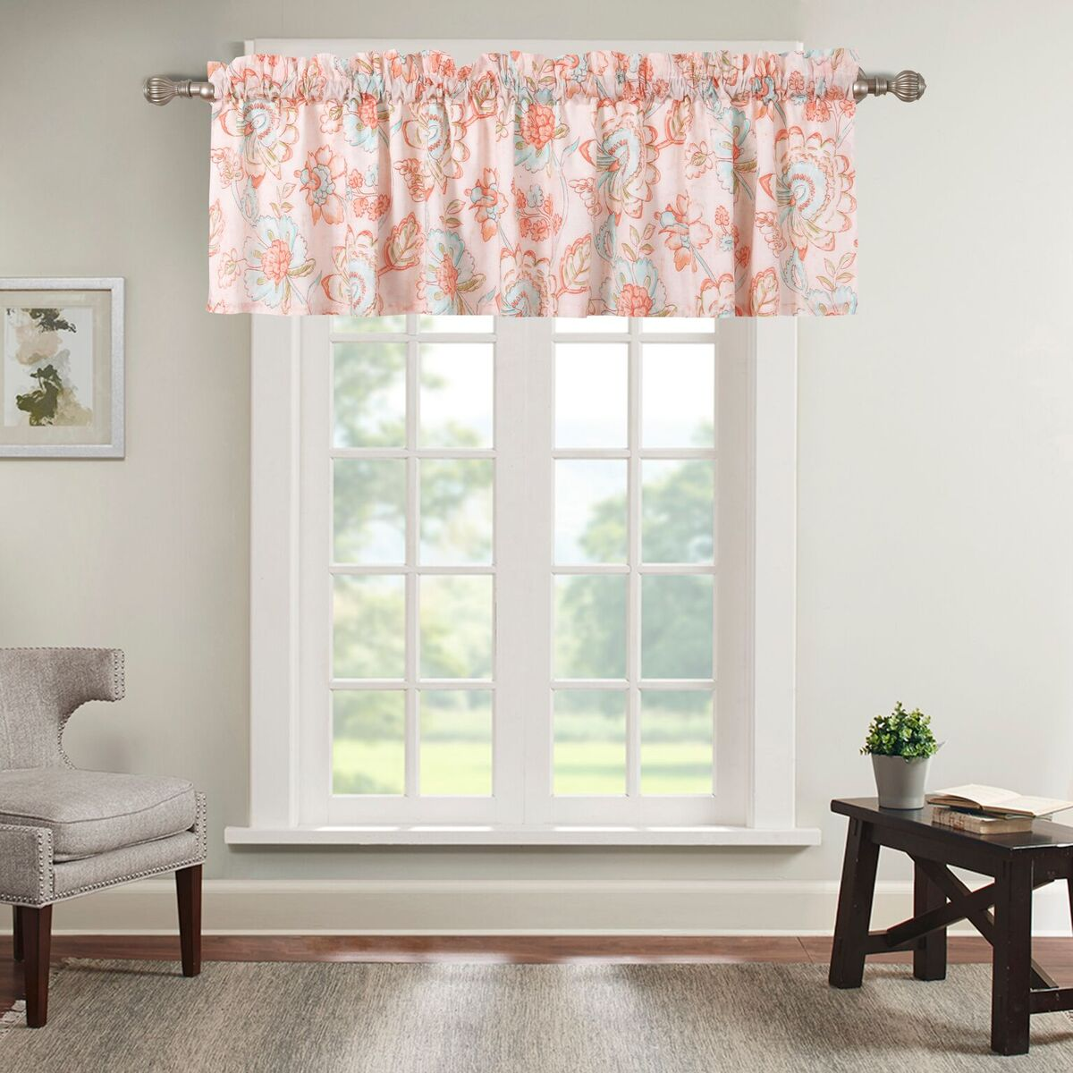 Cordelia Multi Window Valance