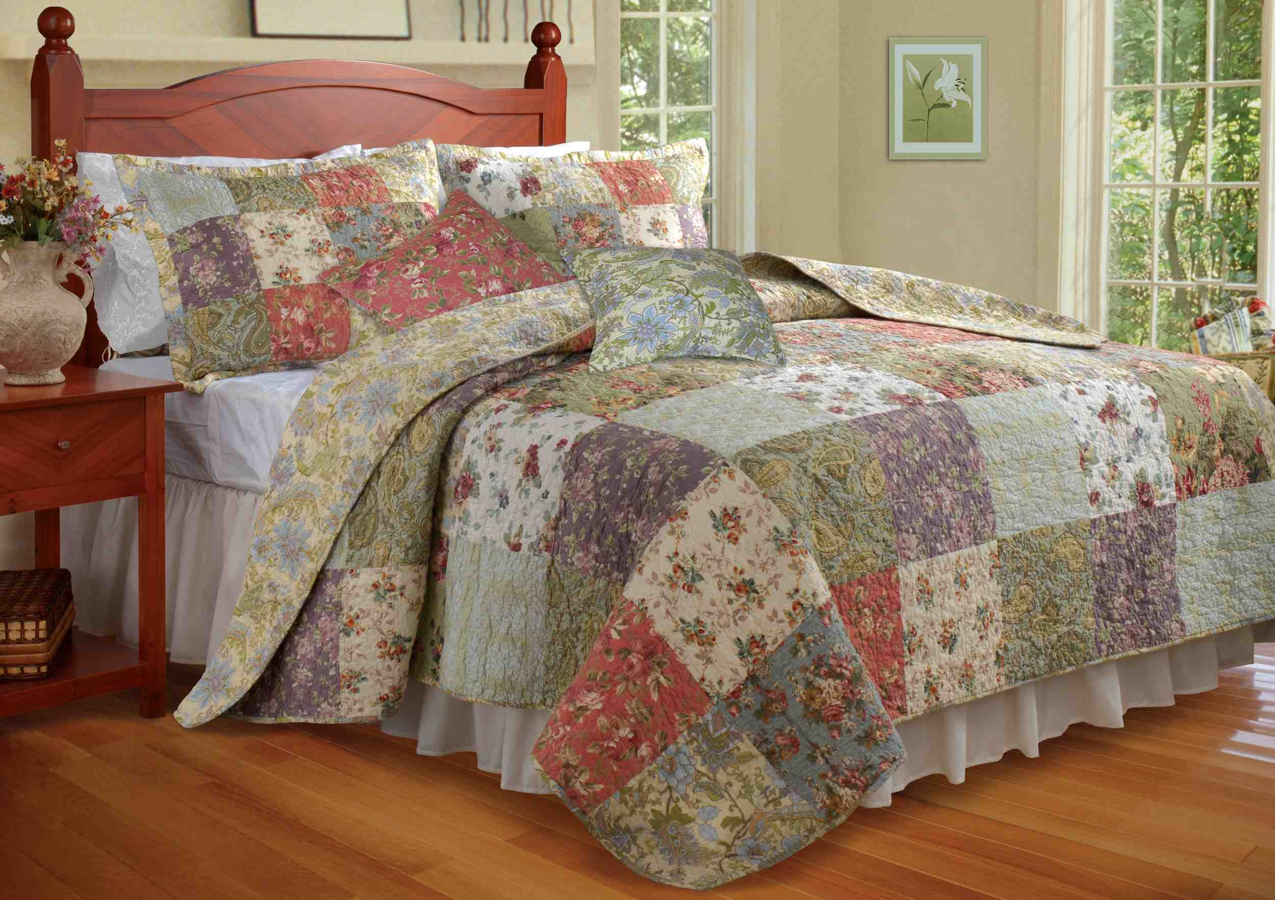 Blooming Prairie Multi Bonus Set, 4-piece Twin