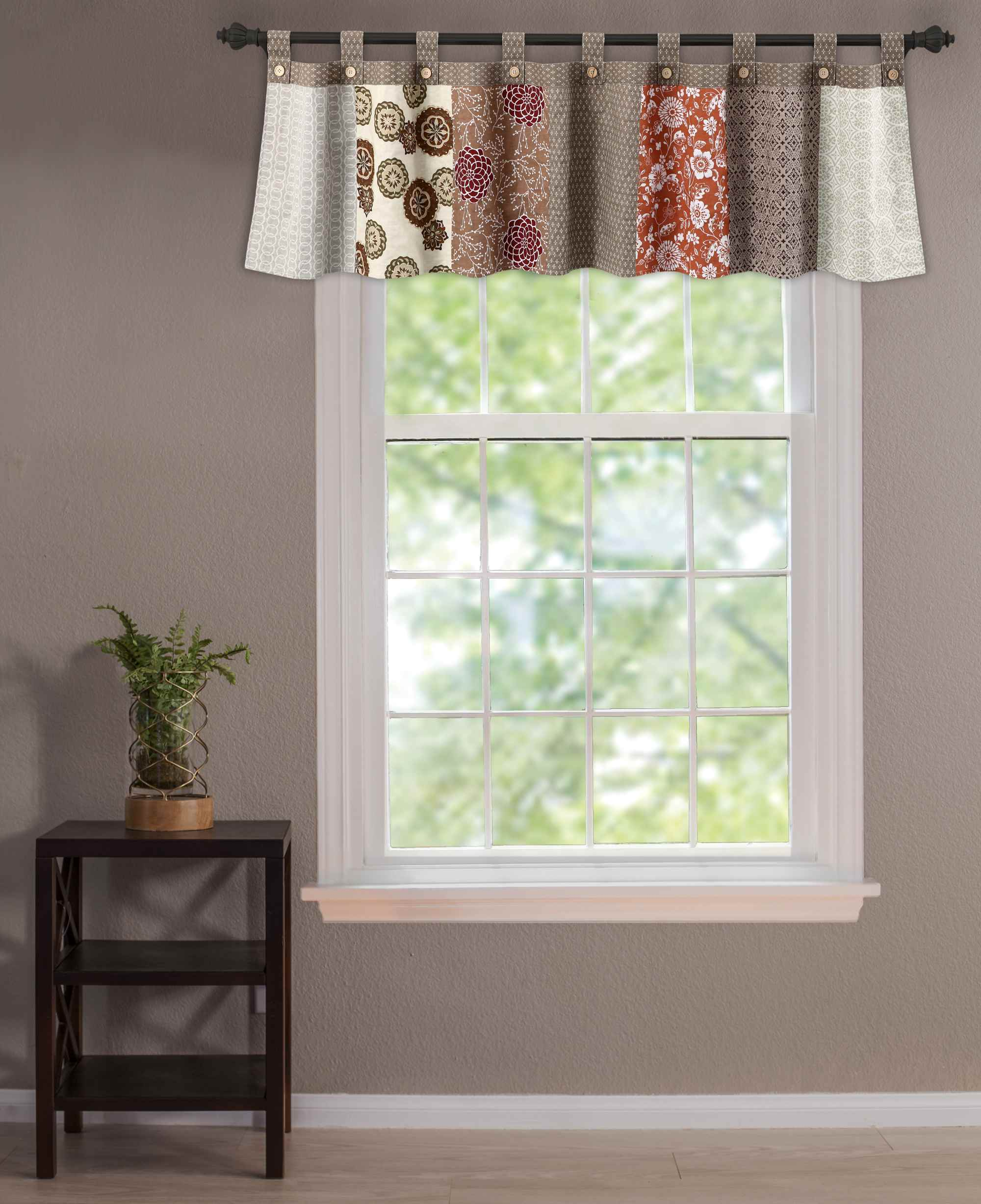 Stella Multi Window Valance