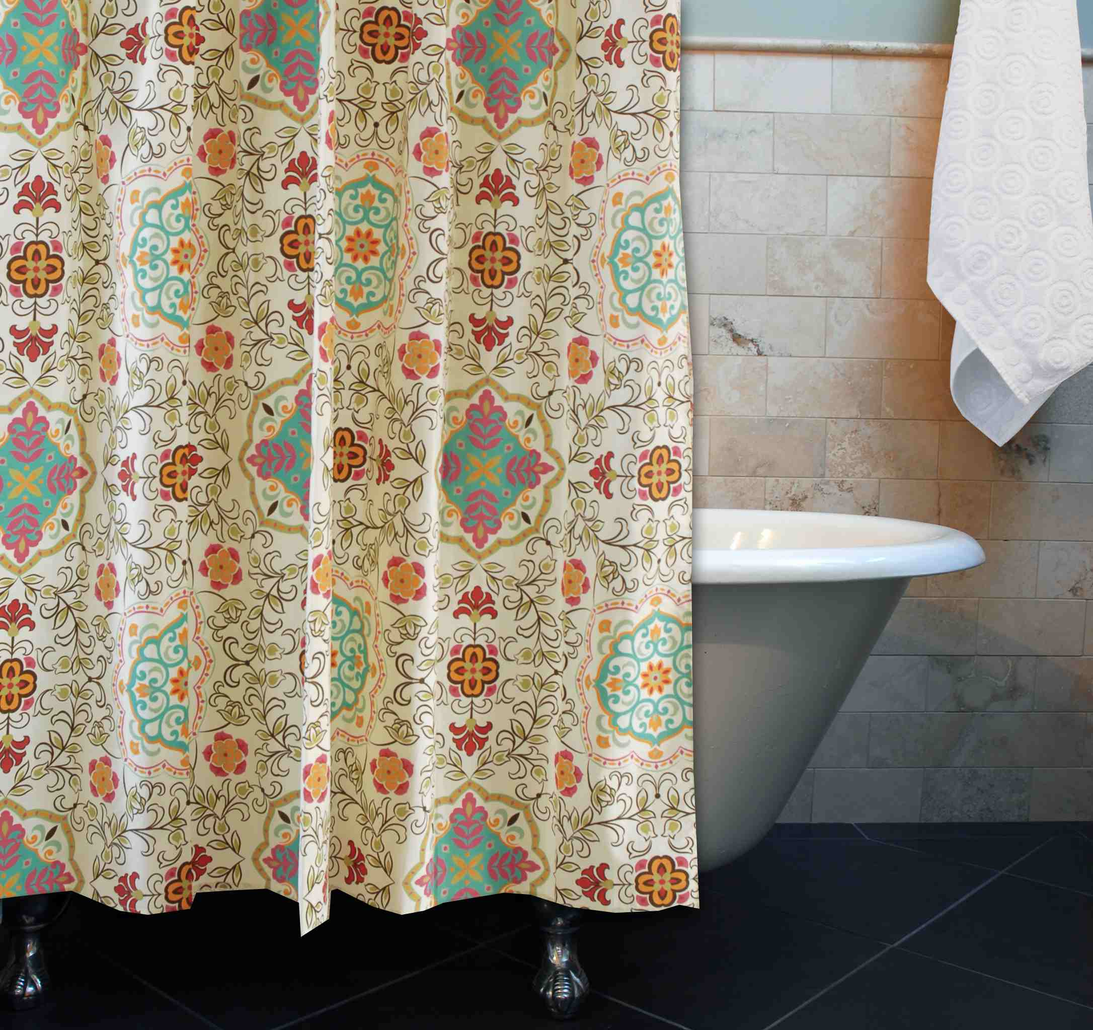 Esprit Spice Bath Shower Curtain
