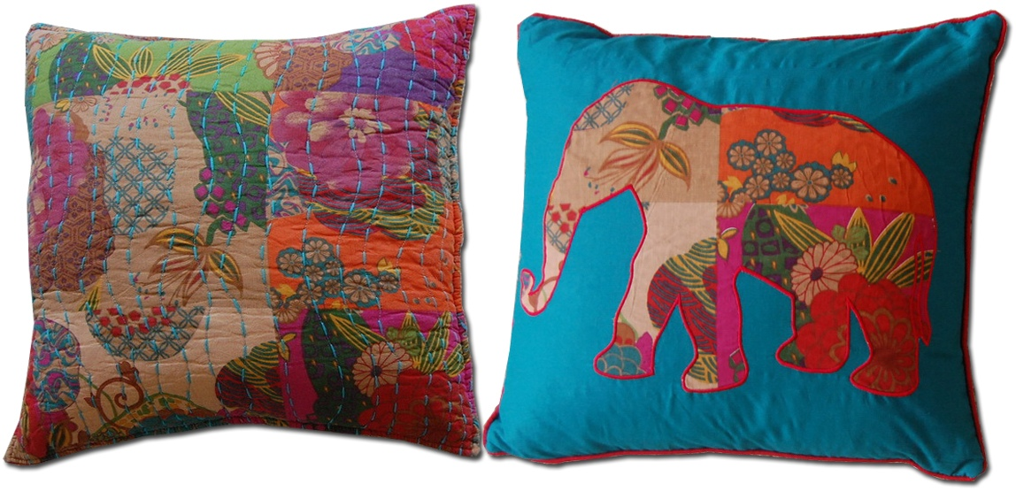 Jewel Multi Accessory Dec. Pillow Pair