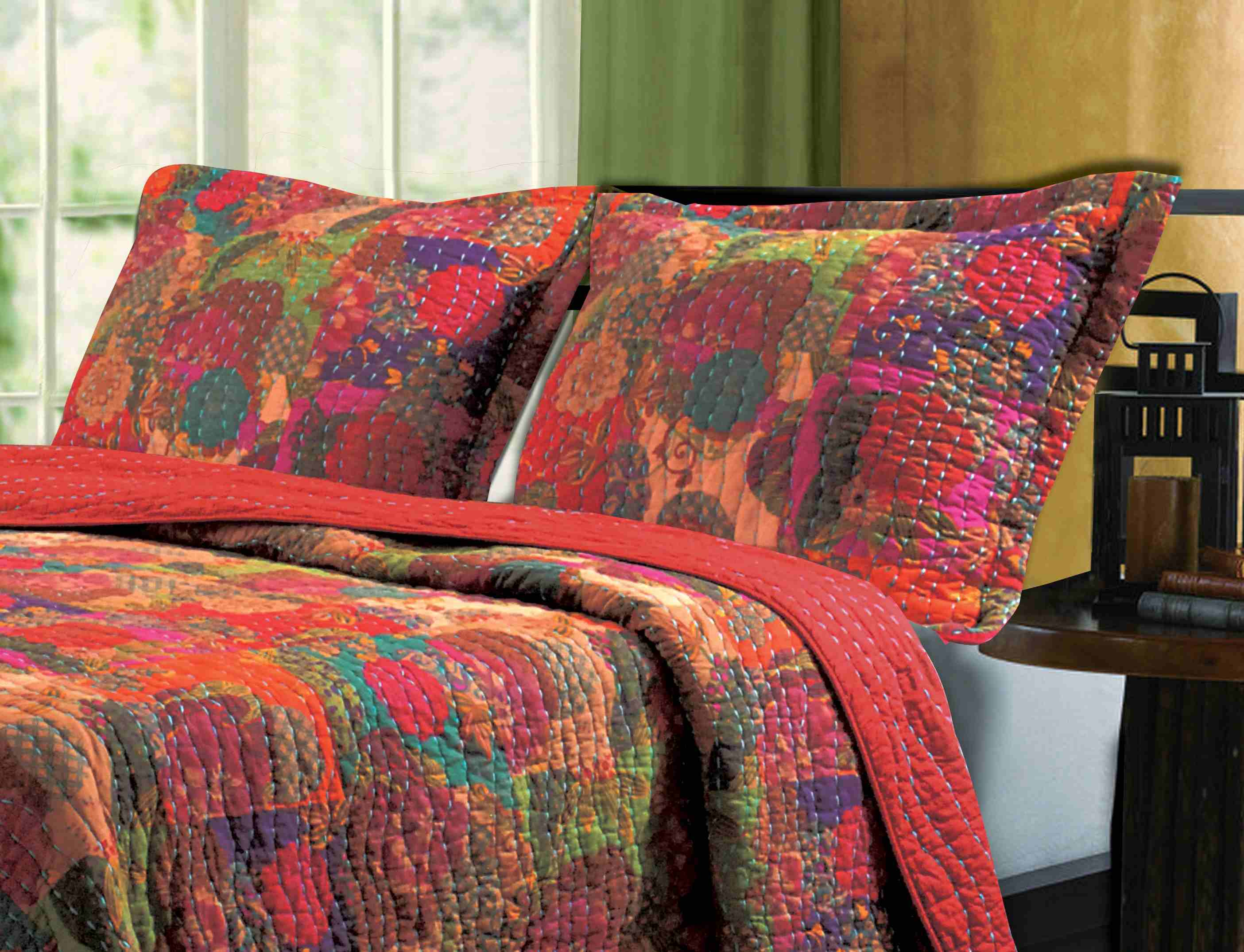 Jewel Multi Sham Standard