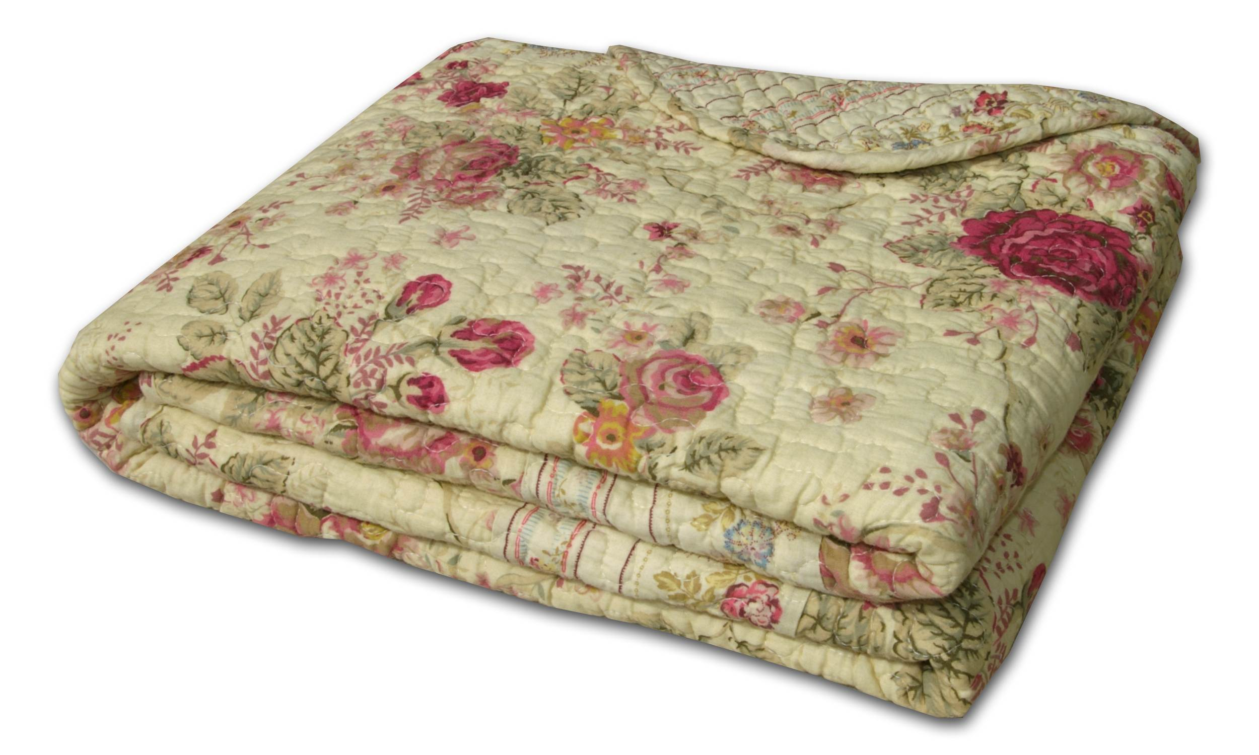 Antique Rose Multi Accessory Throw
