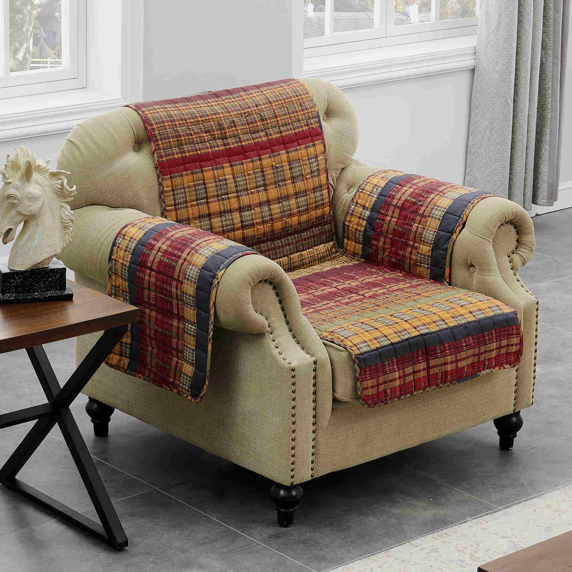 Gold Rush Multi Furniture Protector Arm Chair