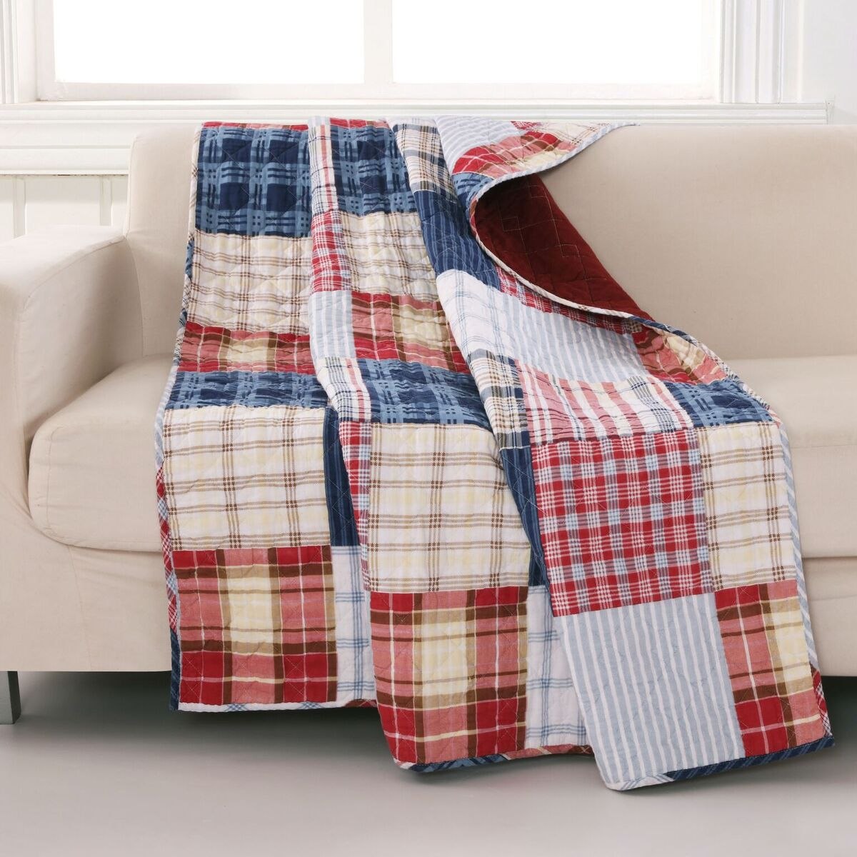 Hampton Multi Accessory Throw