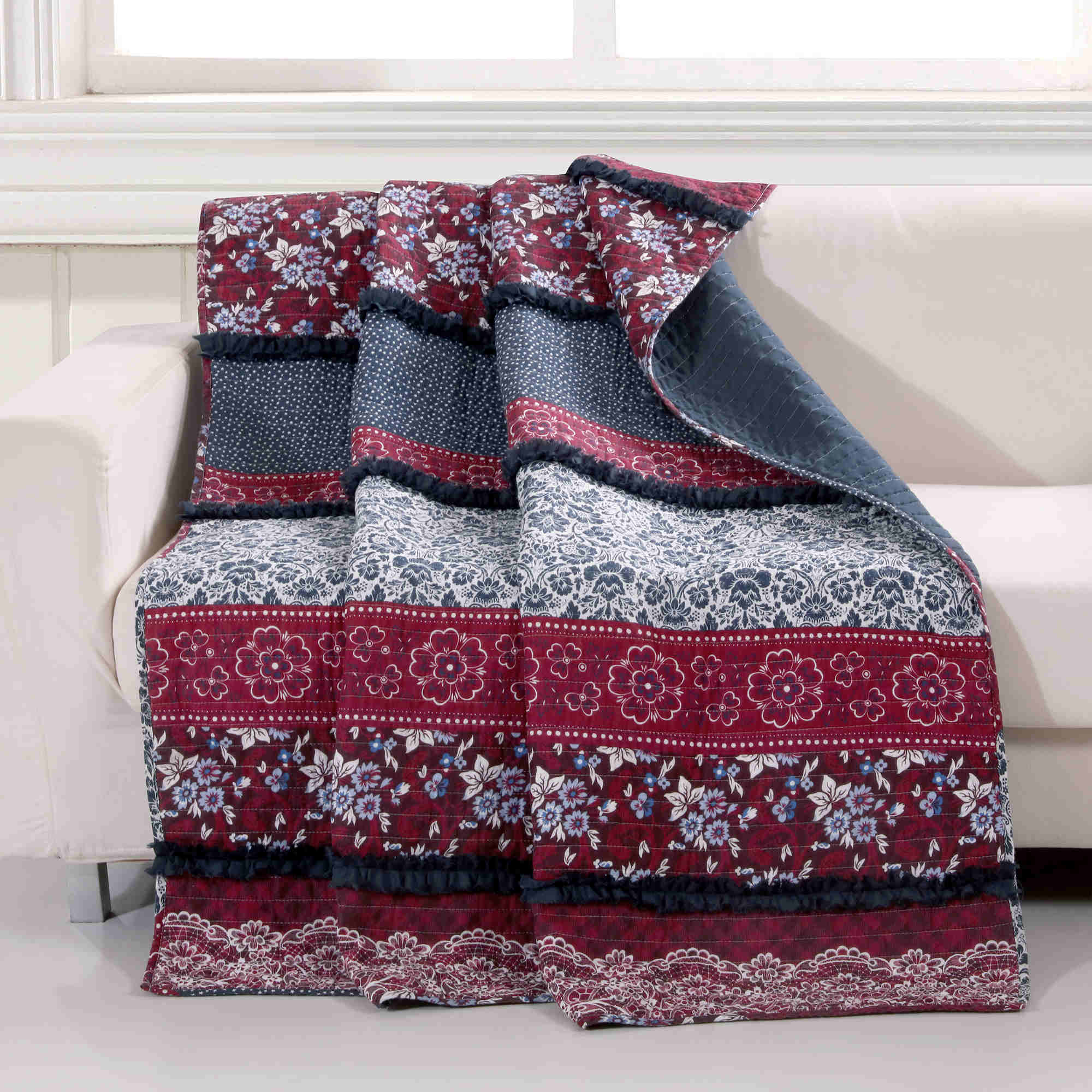 Monroe Multi Accessory Throw