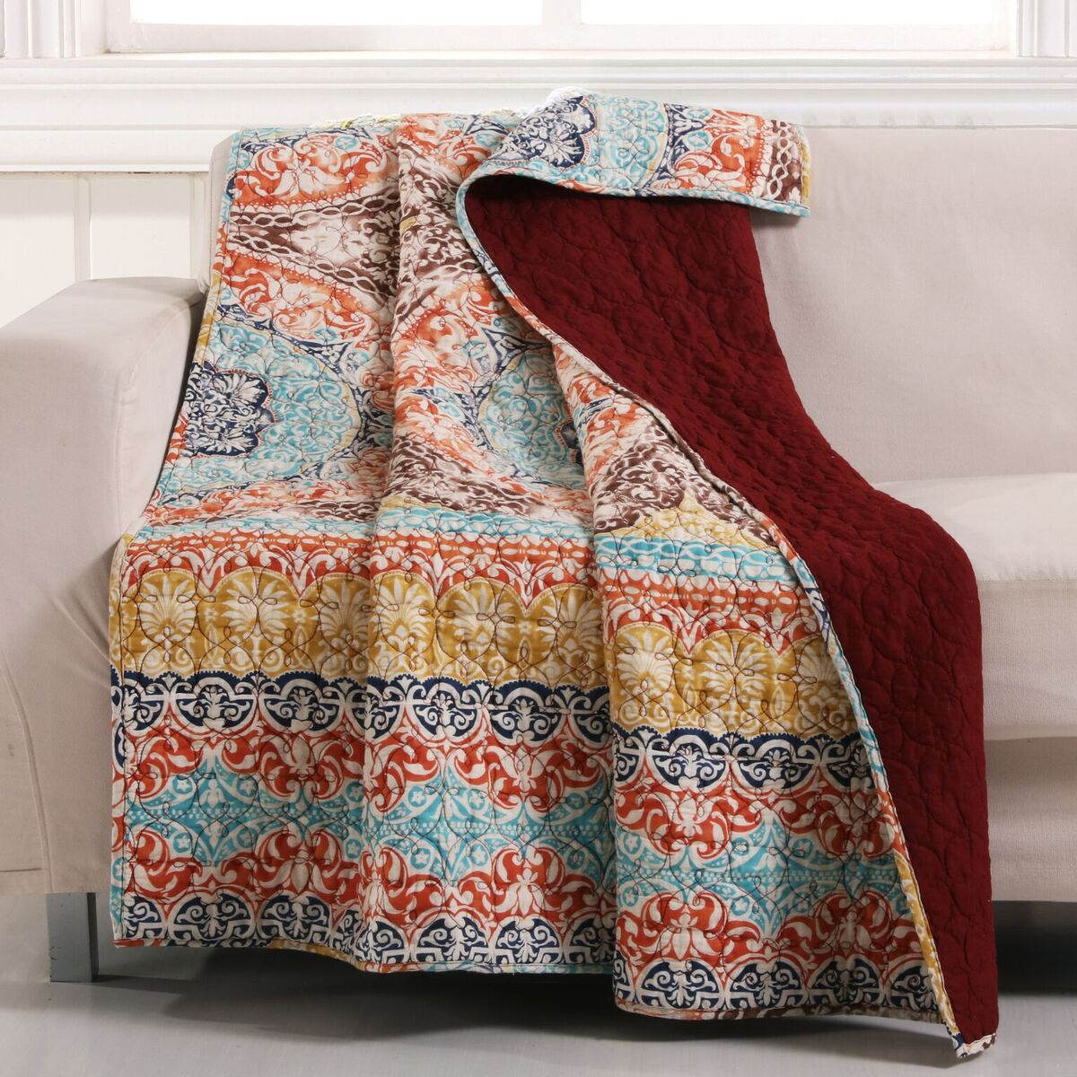 Olympia Multi Accessory Throw