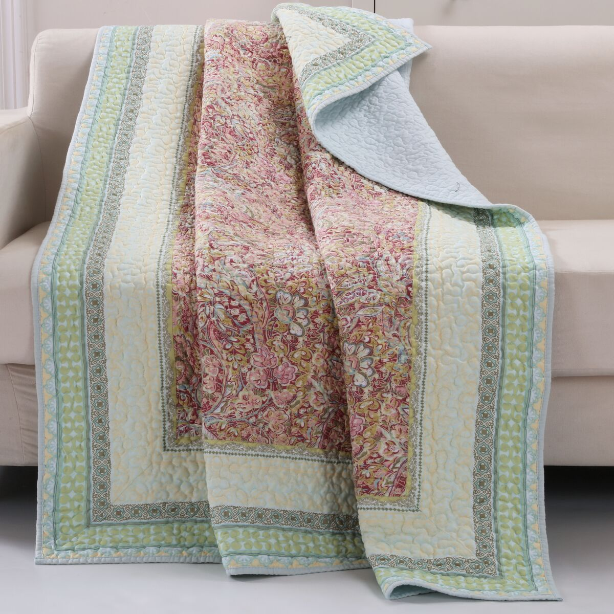 Palisades Pastel Accessory Throw