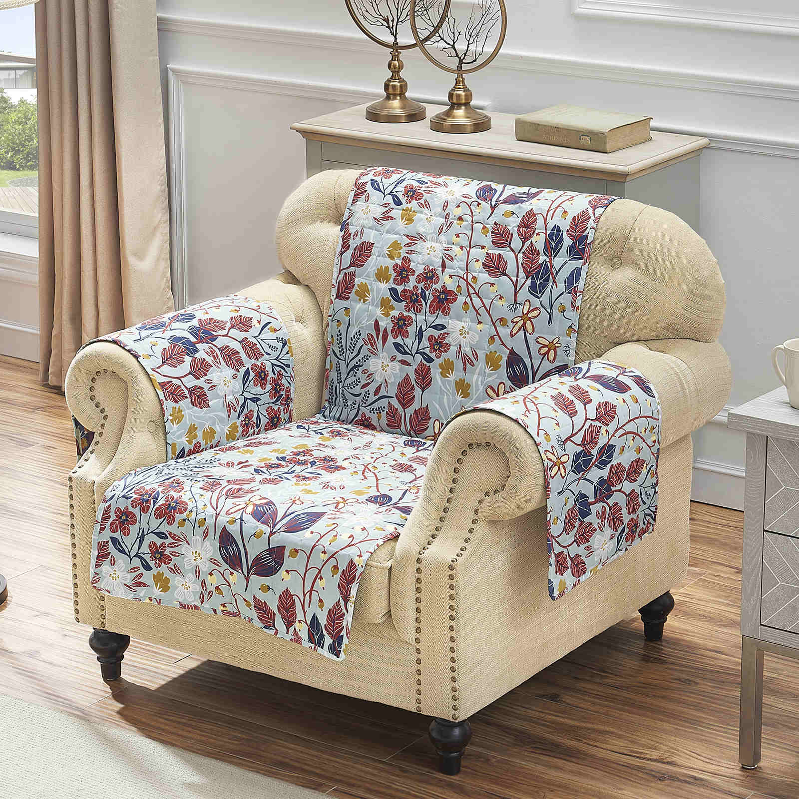 Perry Multi Furniture Protector Arm Chair