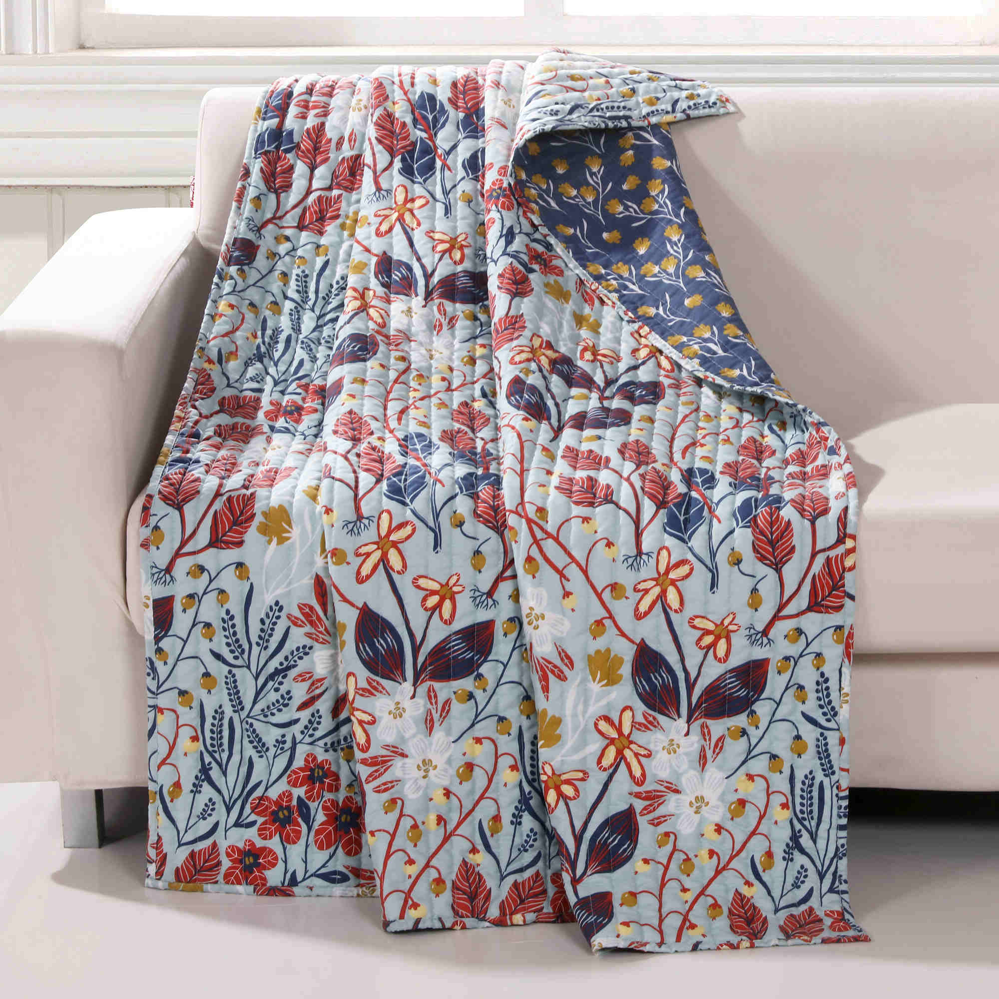 Perry Multi Accessory Throw