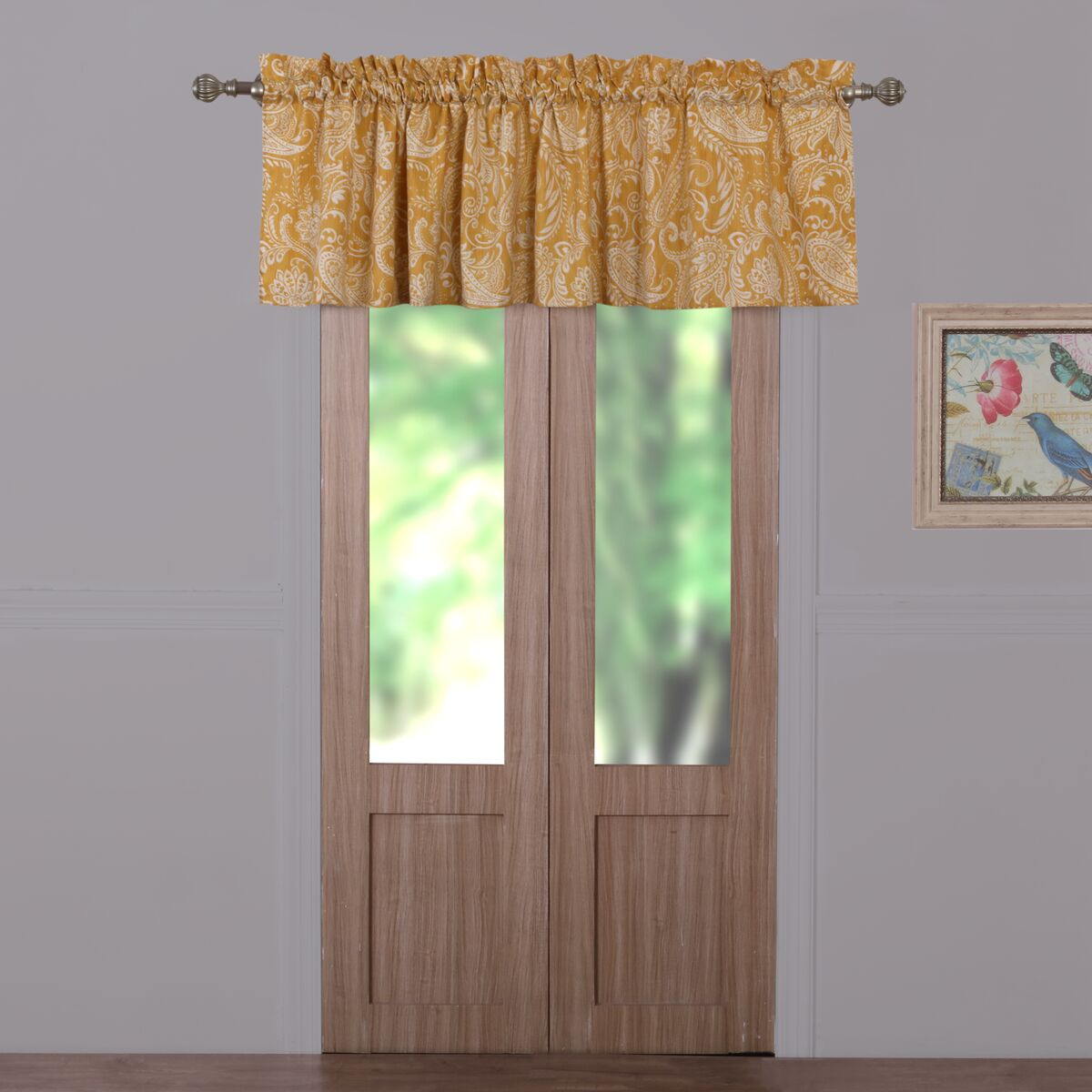 Samsara Multi Window Valance