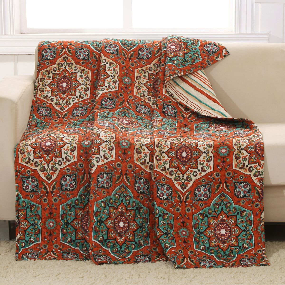 Sofia Multi Accessory Throw