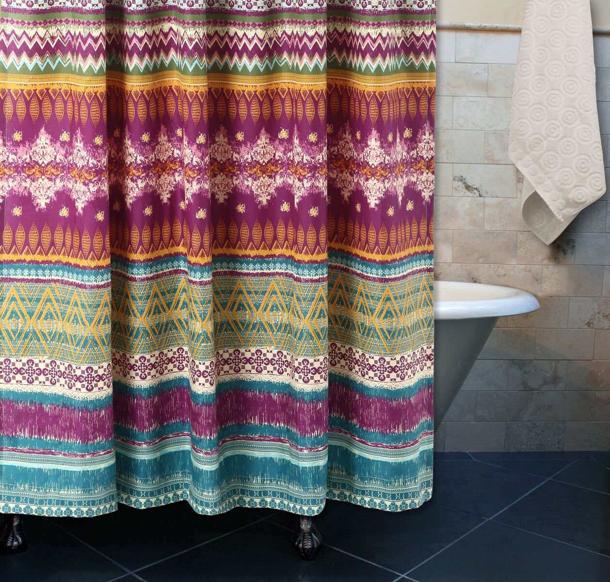 Southwest Multi Bath Shower Curtain