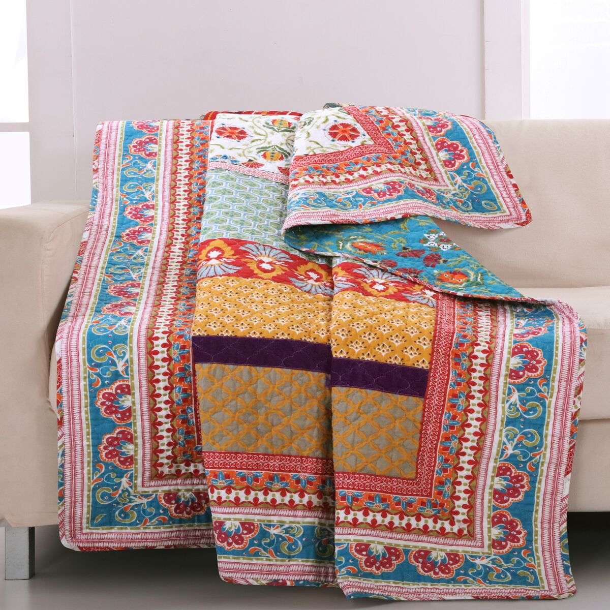 Thalia Multi Accessory Throw