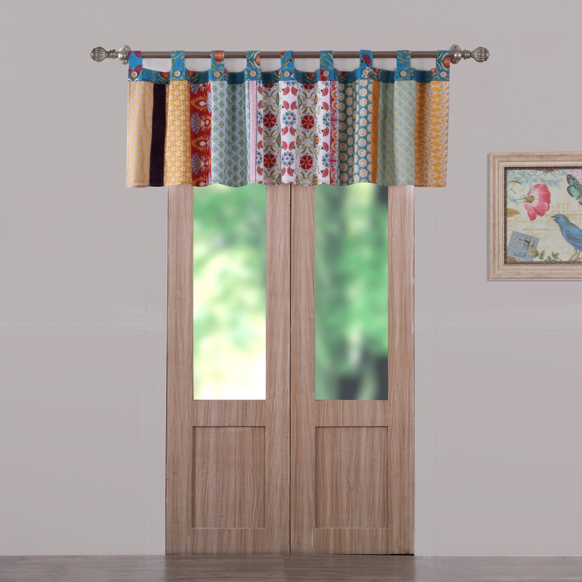 Thalia Multi Window Valance