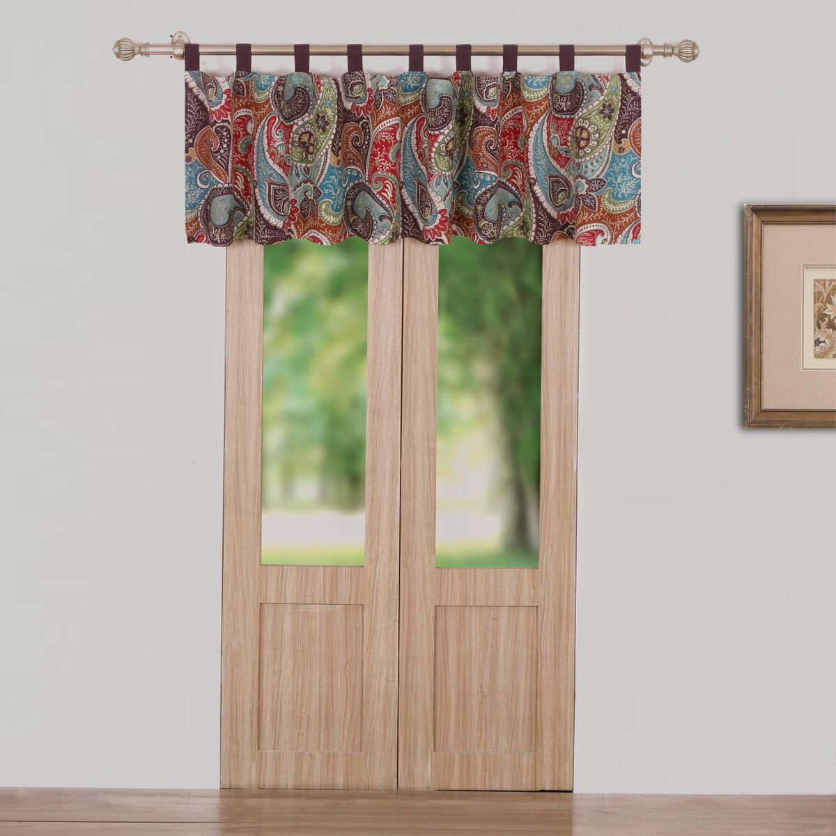 Tivoli Multi Window Valance