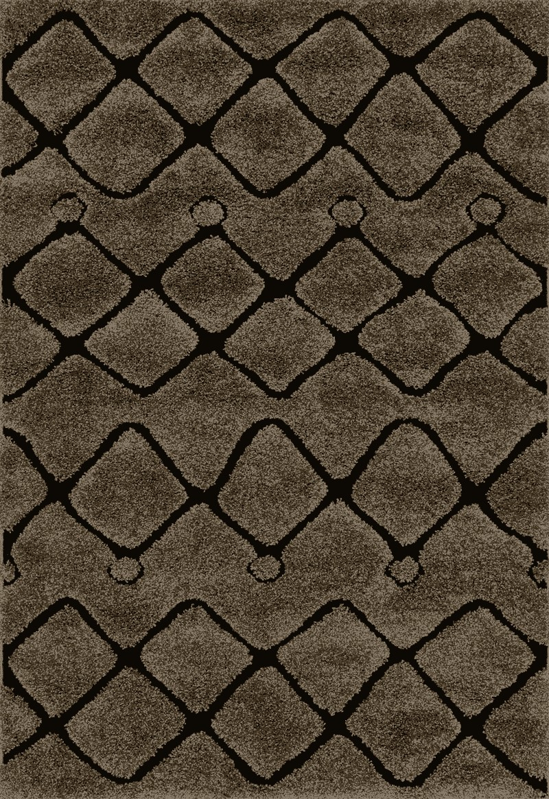 Loloi Enchant En-25 Smoke / Black Rug