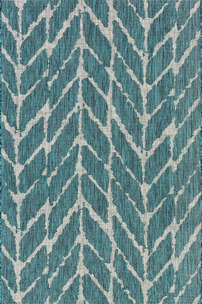 Loloi Isle Ie-02 Teal / Grey Rug