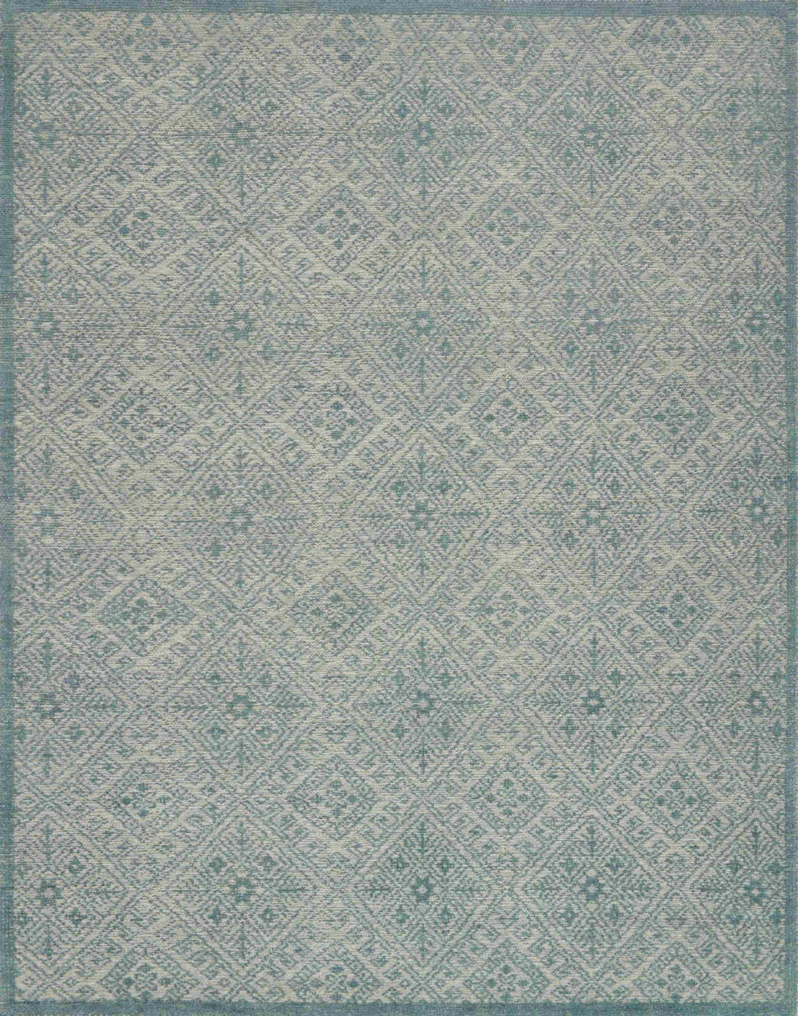 Loloi Java Aqua Transitional Rug