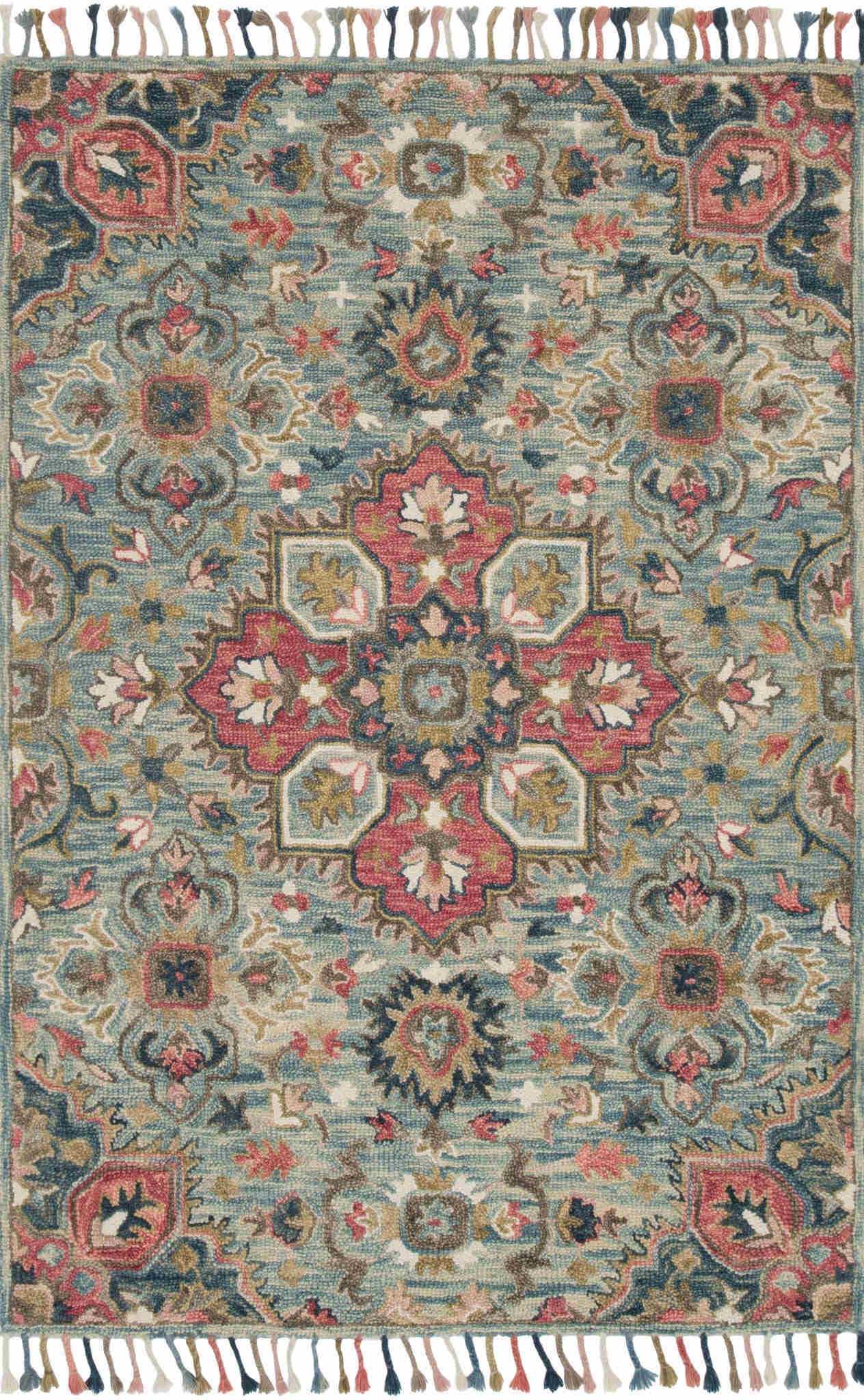 Loloi Zharah Transitional Rugs Zr-13