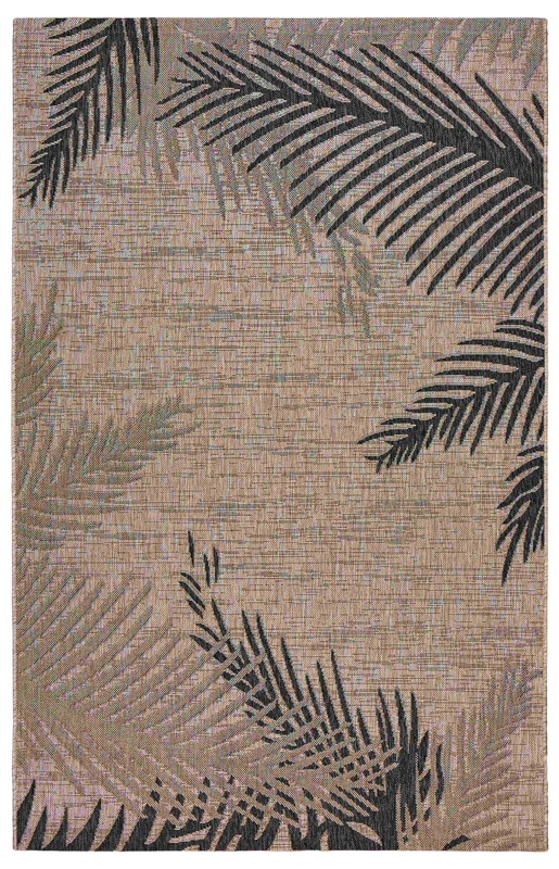 Lrresources Captiva Tropical Beige Rug Lr81016-bel5070