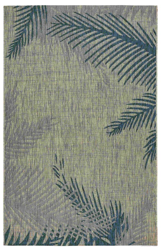 Lrresources Captiva Tropical Gray Rug Lr81021-gbu5070