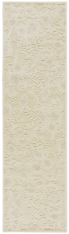 Nourison Graphic Illusions 117 Cream Rug
